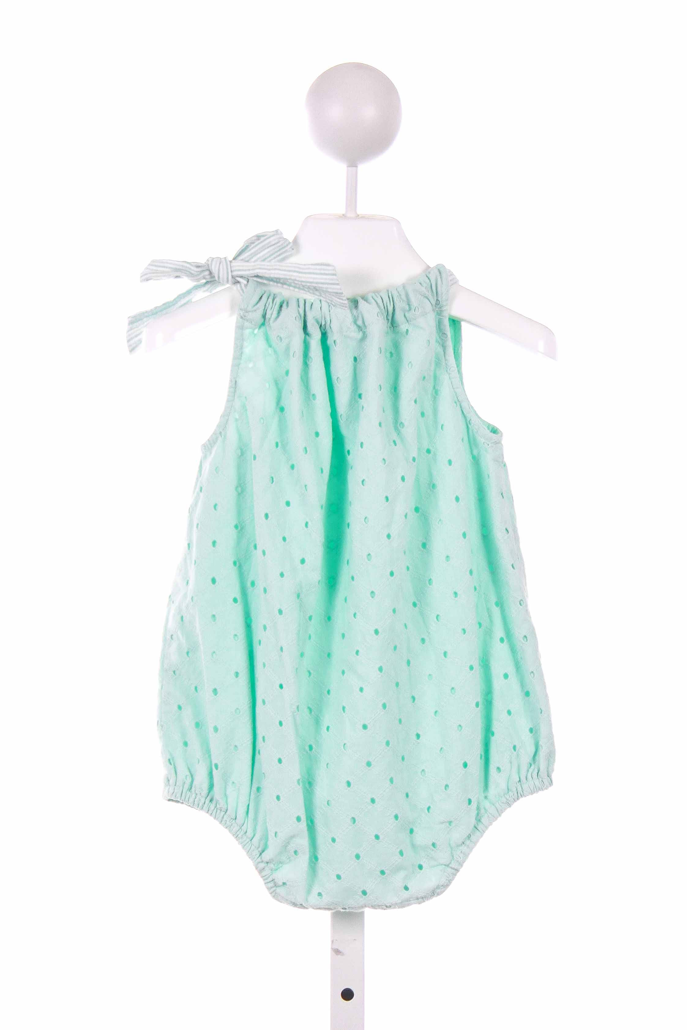 ALICE KATHLEEN  MINT EYELET   BUBBLE