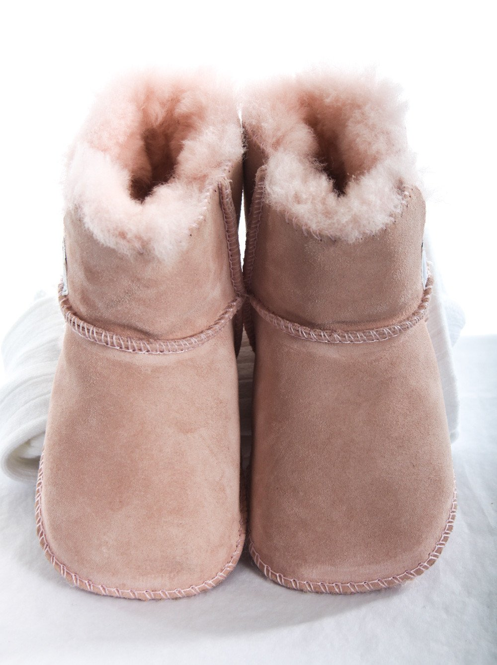 50675ee9e38 BABY UGGS PINK BOOTS INFANT SIZE 2 *SIZED AS A SMALL (US SIZE 2/3)