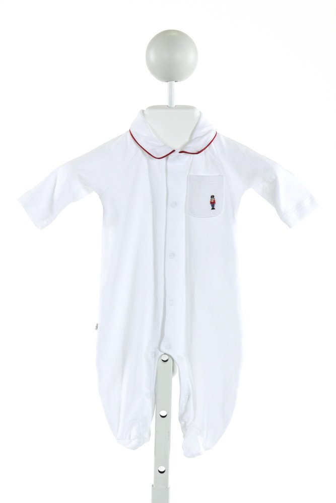 MARIE CHANTAL  OFF-WHITE   EMBROIDERED LAYETTE
