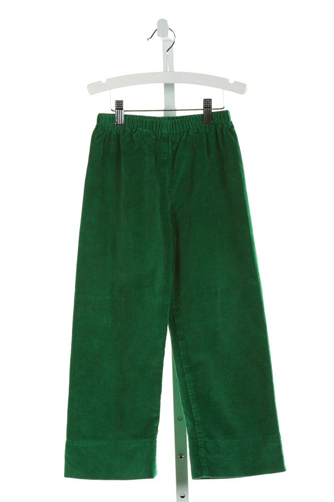 ALICE KATHLEEN  GREEN CORDUROY   PANTS