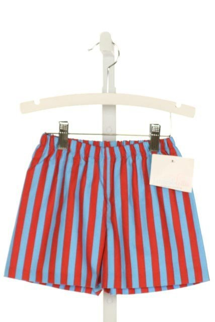 JAMES & LOTTIE  MULTI-COLOR  STRIPED  SHORTS
