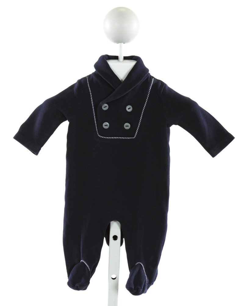 CHAPS  NAVY    LAYETTE