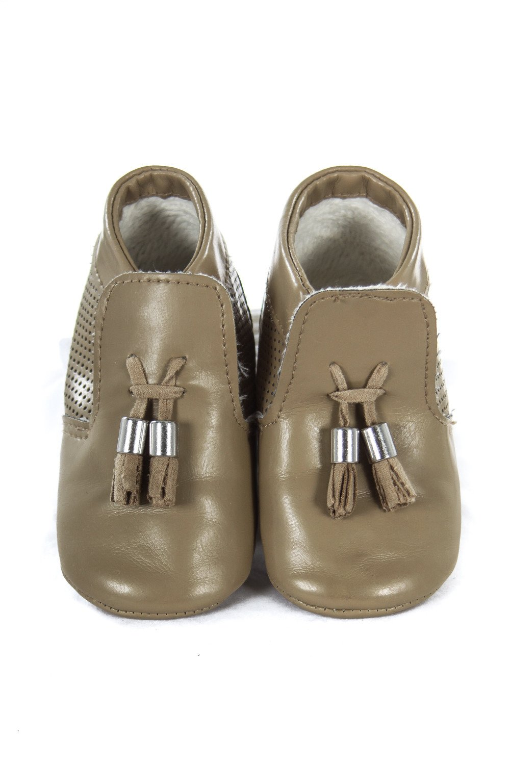 6f6afec1e1c MAYORAL BROWN LEATHER SOFT SHOES TODDLER SIZE 3.5