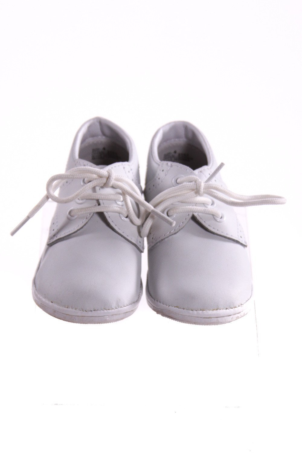 ANGEL BABY WHITE SHOES  SIZE 4 f91284dbc