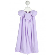 CECIL & LOU  PURPLE    DRESS