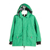 HIHEART  GREEN    RAINCOAT