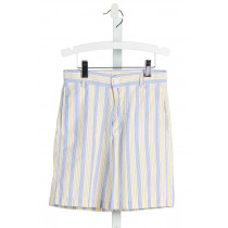 BELLA BLISS  YELLOW  STRIPED  SHORTS