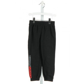 UNDER ARMOUR  BLACK KNIT   PANTS