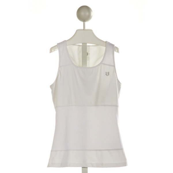 ELEVEN BY VENUS WILLIAMS  OFF-WHITE    CLOTH SS SHIRT
