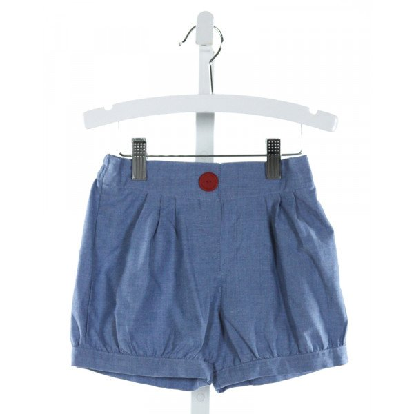 KELLY'S KIDS  BLUE    SHORTS