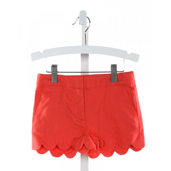 CREWCUTS FACTORY  RED    SHORTS