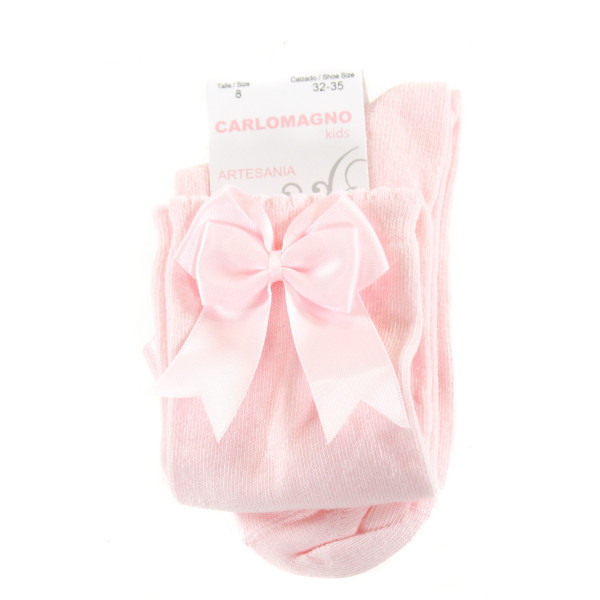 CARLOMAGNO  LT PINK    ACCESSORIES - SOCKS/TIGHTS