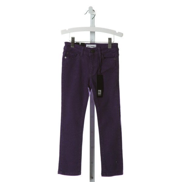 DL1961  PURPLE    PANTS