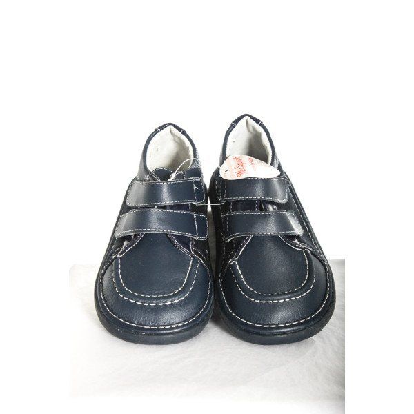 WEE SQUEAK NAVY SHOES TODDLER SIZE 11