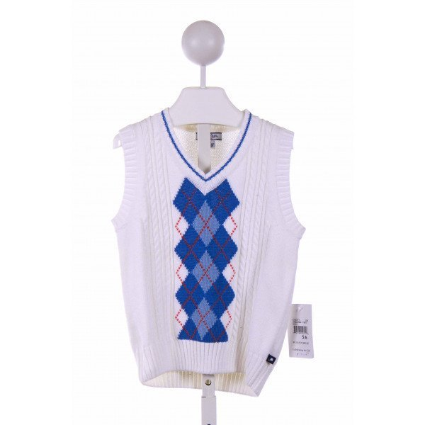 KITESTRINGS  OFF-WHITE    SWEATER VEST