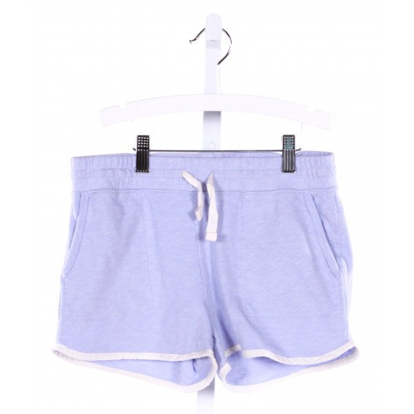 CREWCUTS  LT BLUE COTTON   SHORTS
