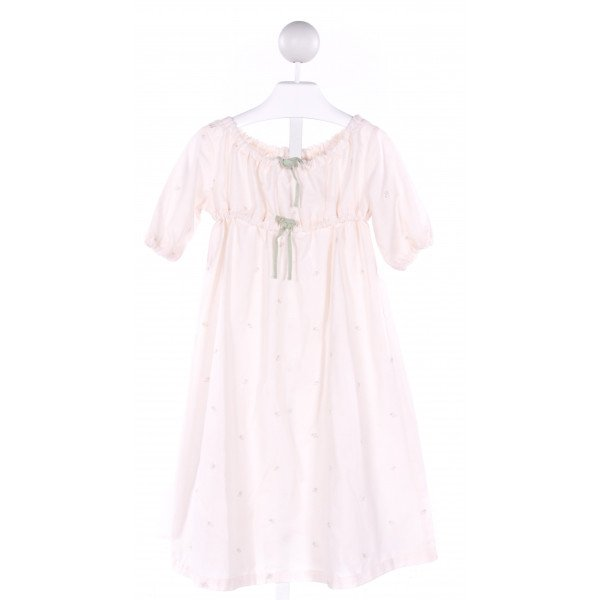 AMERICAN GIRL  IVORY   EMBROIDERED DRESS