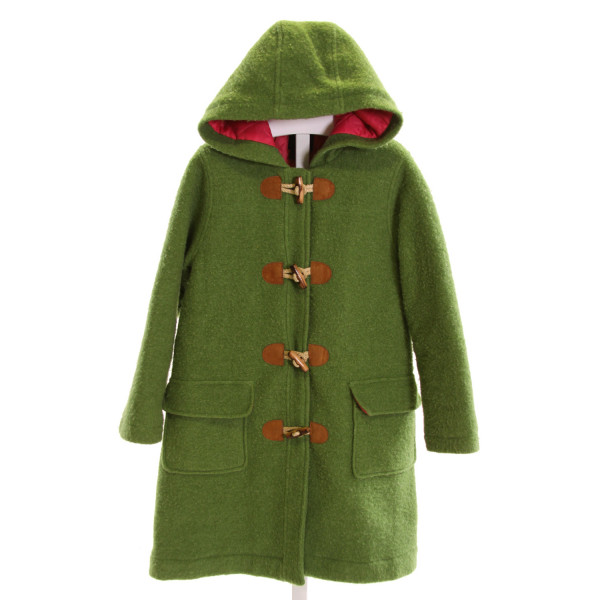 MINI BODEN  GREEN    DRESSY OUTERWEAR