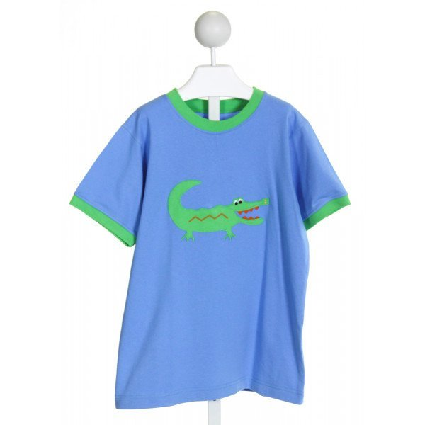 KELLY'S KIDS  LT BLUE   EMBROIDERED T-SHIRT