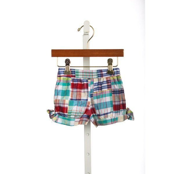 KELLYS KIDS MADRAS SHORTS