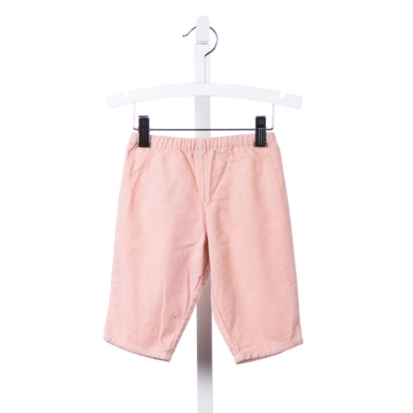 NO TAG PEACH CORD PANTS