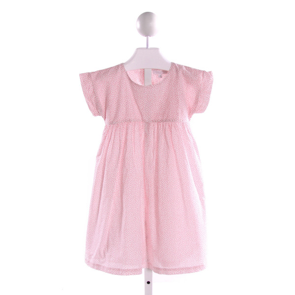 PETITE LUCETTE  PINK   PRINTED DESIGN DRESS