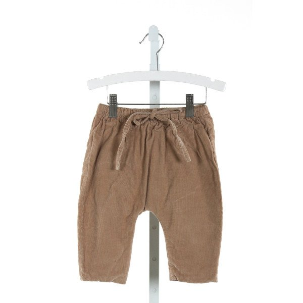 LA COQUETA  BROWN CORDUROY   PANTS