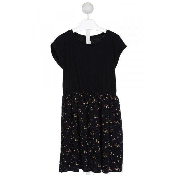 GAP  NAVY  FLORAL  DRESS