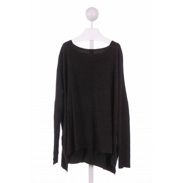 OLIVACEOUS  BLACK    SWEATER