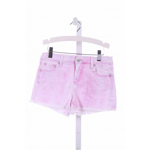 TRACTR  PINK DENIM   SHORTS