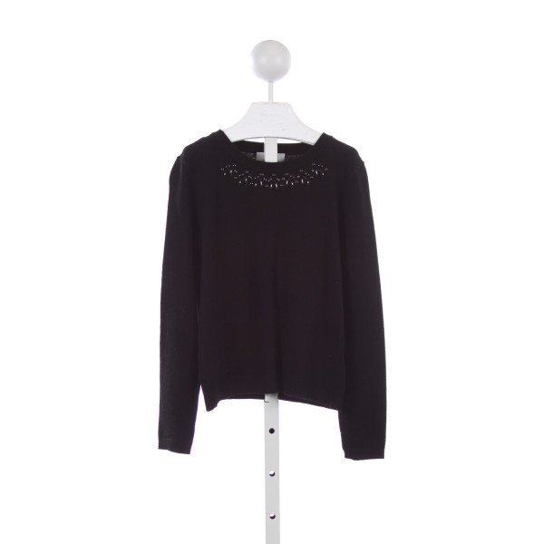 MILLY BLACK SWEATER