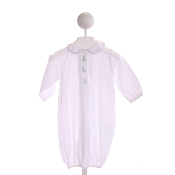 BAILEY BOYS  WHITE   EMBROIDERED LAYETTE