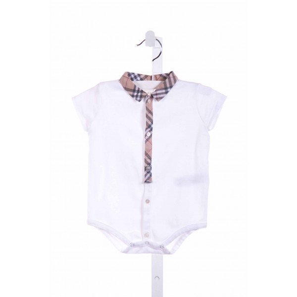 BURBERRY  WHITE    LAYETTE