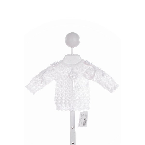 PILI CARRERA  WHITE    SWEATER