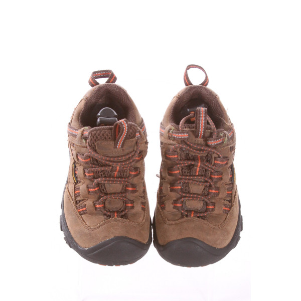 KEEN BROWN SHOES *SIZE 9, EUC