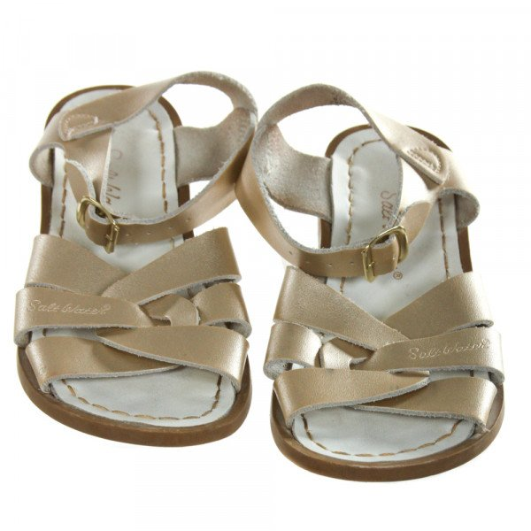 SUN SANS/ SALTWATER SANDALS *SIZE TODDLER 13, VGU - LIGHT WEAR AND SOLE DISCOLORATION