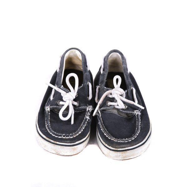 BLUE SPERRY TOP -SIDER BOAT SHOE *SIZE 13.5 *GUC