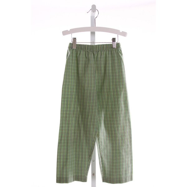 CASTLES & CROWNS  MULTI-COLOR  PLAID  PANTS