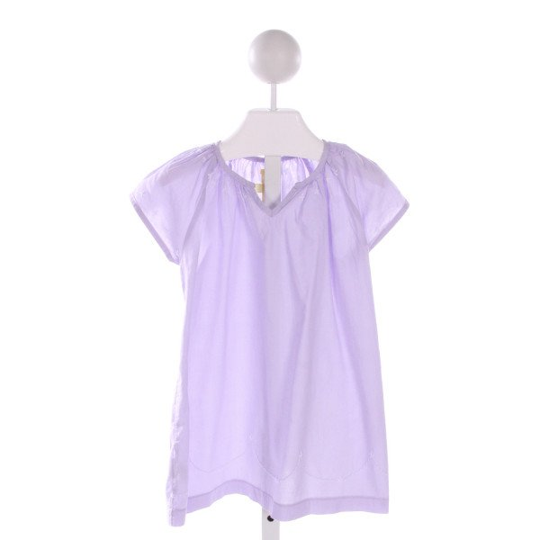 PIXIE LILY  PURPLE   EMBROIDERED DRESS