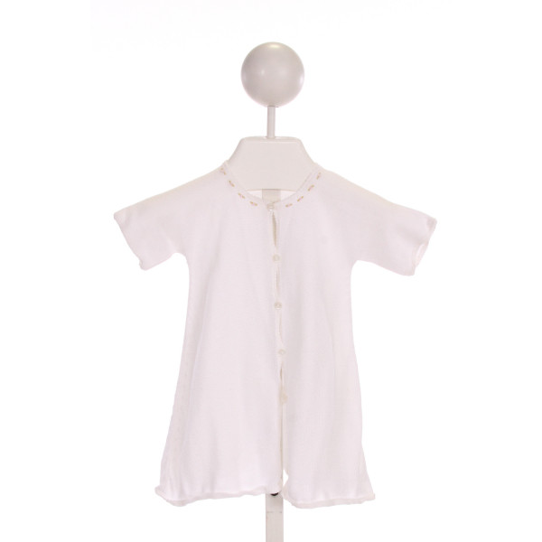 PIXIE LILY  WHITE   EMBROIDERED LAYETTE