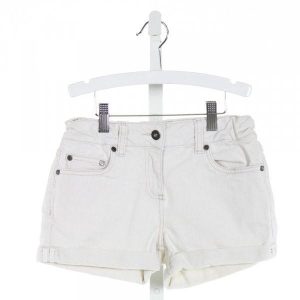 JOHNNIE-B  IVORY    SHORTS