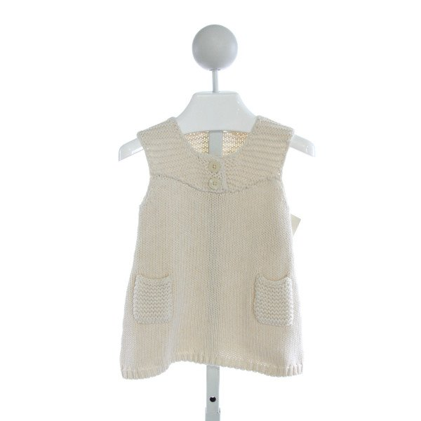 TUCKER & TATE  IVORY    DRESS