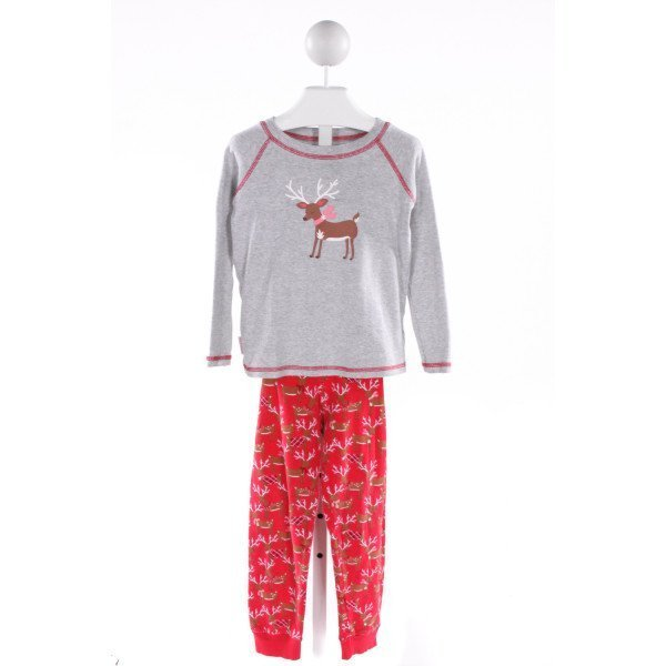AMERICAN GIRL  MULTI-COLOR  PRINT PRINTED DESIGN 2-PIECE OUTFIT