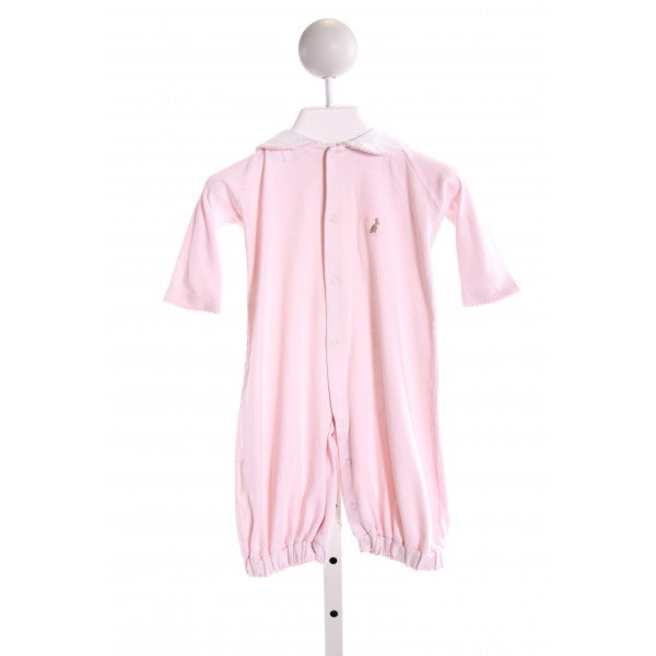PIXIE LILY  PINK    LAYETTE WITH PICOT STITCHING