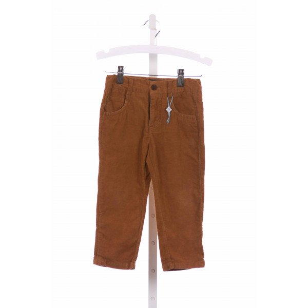 ANDY & EVAN  BROWN CORDUROY   PANTS