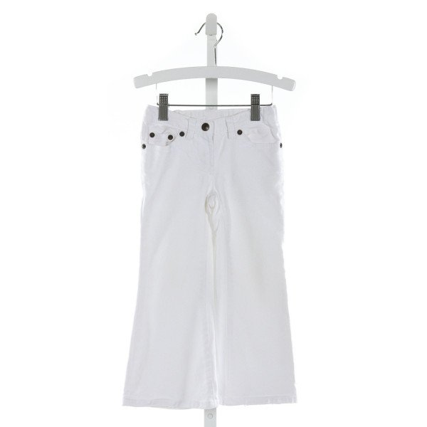 CREWCUTS  OFF-WHITE    PANTS