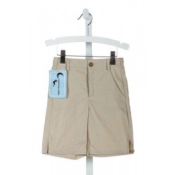 CRESCENT MOON CHILDREN  KHAKI    SHORTS