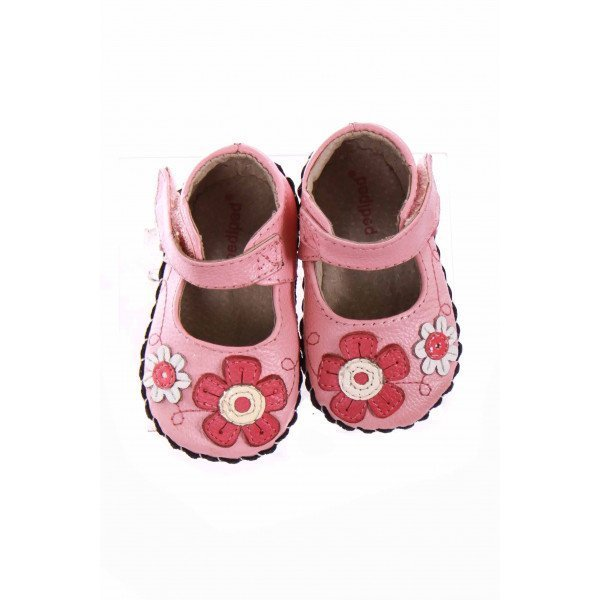 PEDIPED PINK INFANT SHOES *SIZE 0-6 MONTHS *NWOT