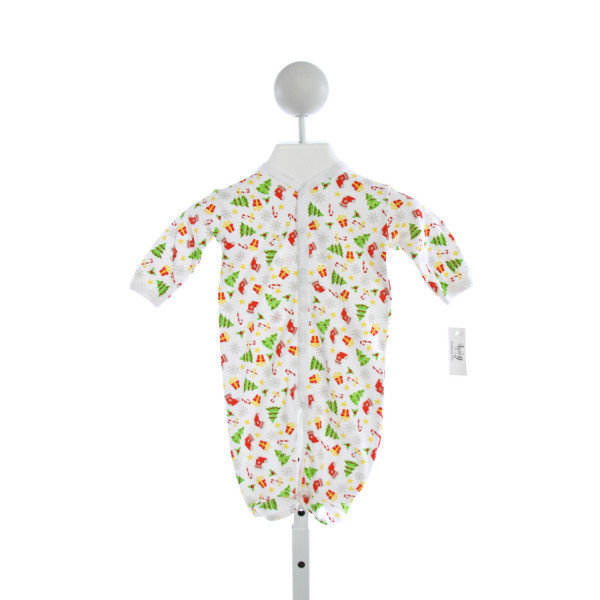 MARGERY ELLEN  MULTI-COLOR   PRINTED DESIGN LAYETTE