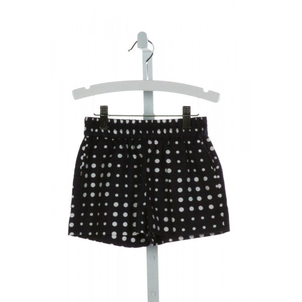 CREWCUTS FACTORY  NAVY  POLKA DOT  SHORTS
